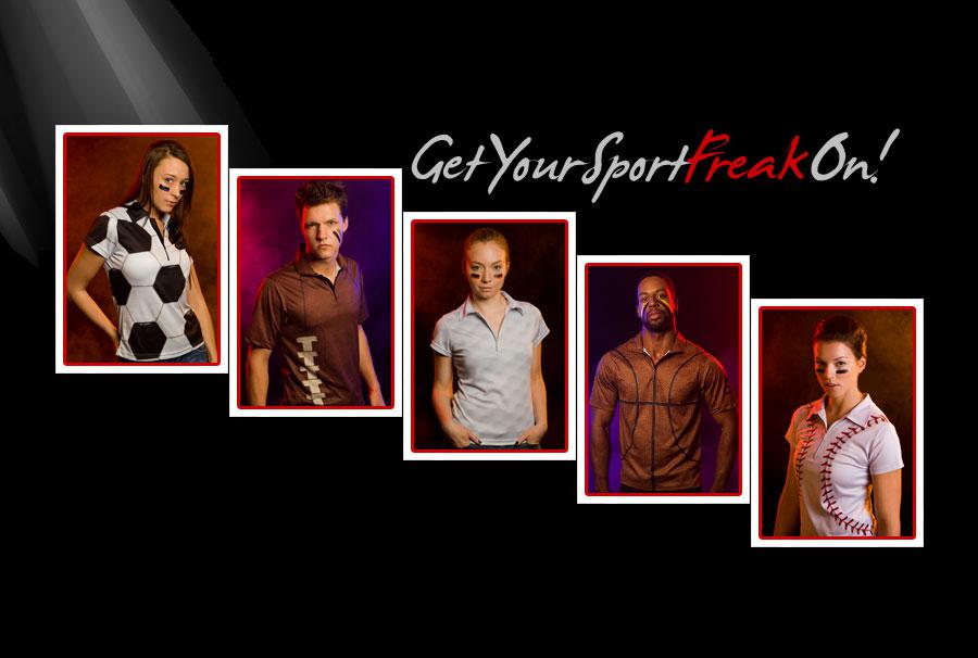 SportFreak - Brought to you by KGS Artwear